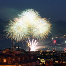 Lausanne Fireworks