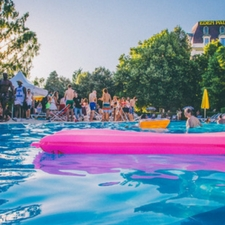 Montreux Jazz Pool Party