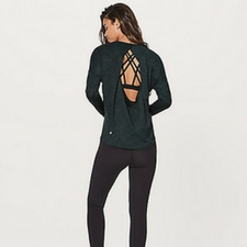 get set long sleeve lululemon